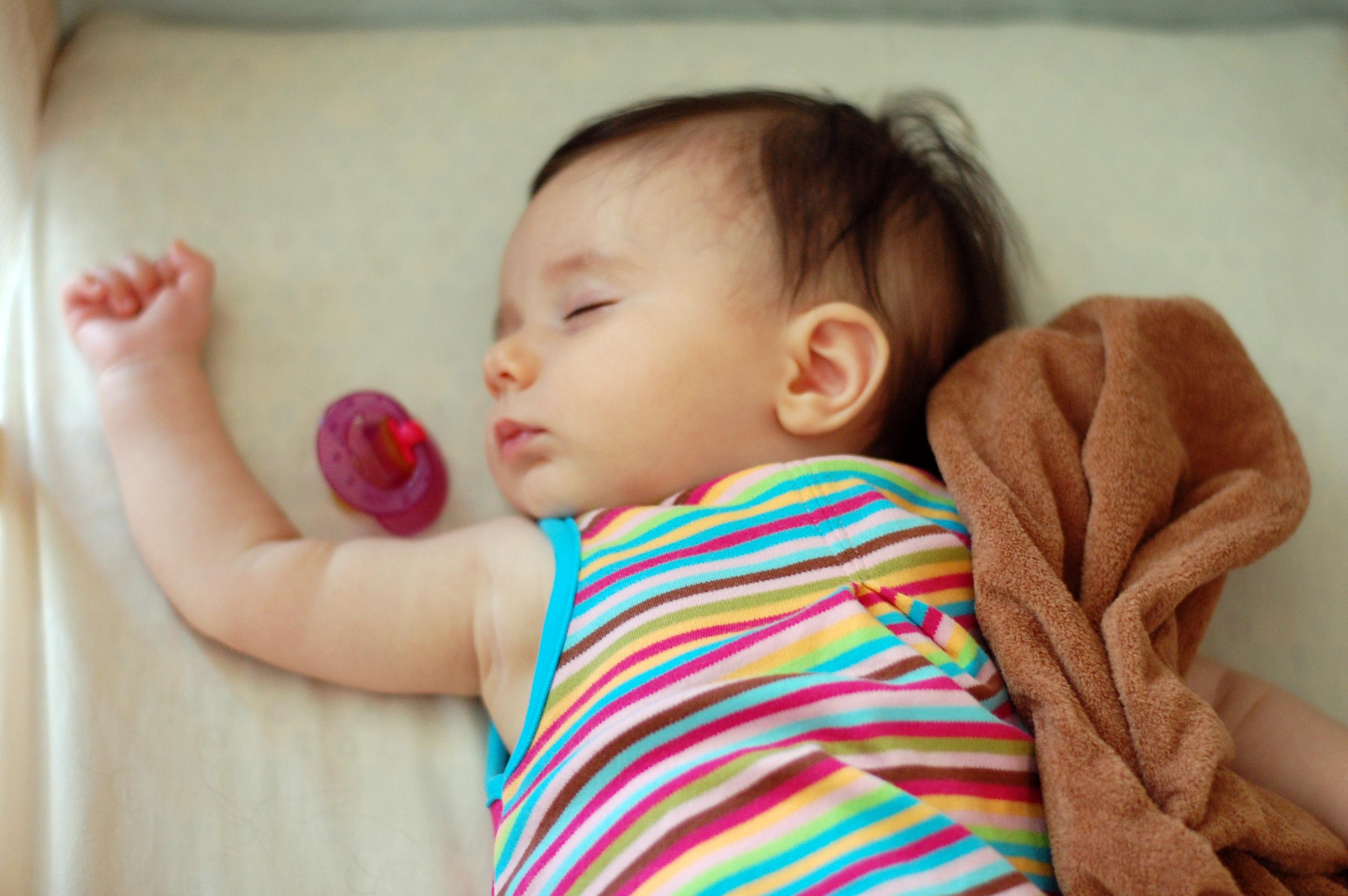 how to sleep train my baby